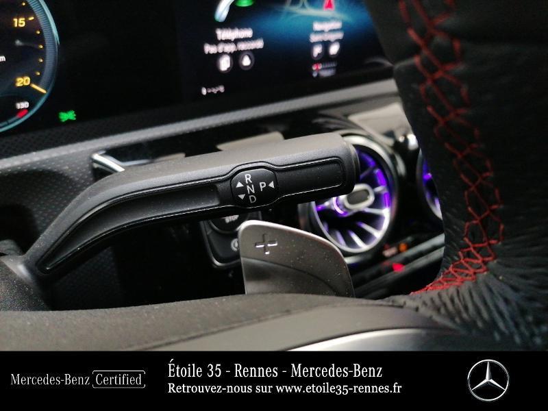 Mercedes Classe CLA Shooting brake 180 d 116ch AMG Line 7G-DCT Noir occasion à SAINT-GREGOIRE - photo n°10