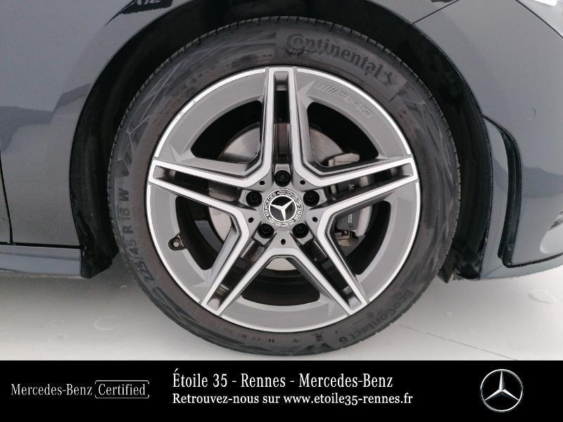 Mercedes Classe CLA Shooting brake 180 d 116ch AMG Line 7G-DCT Noir occasion à SAINT-GREGOIRE - photo n°15
