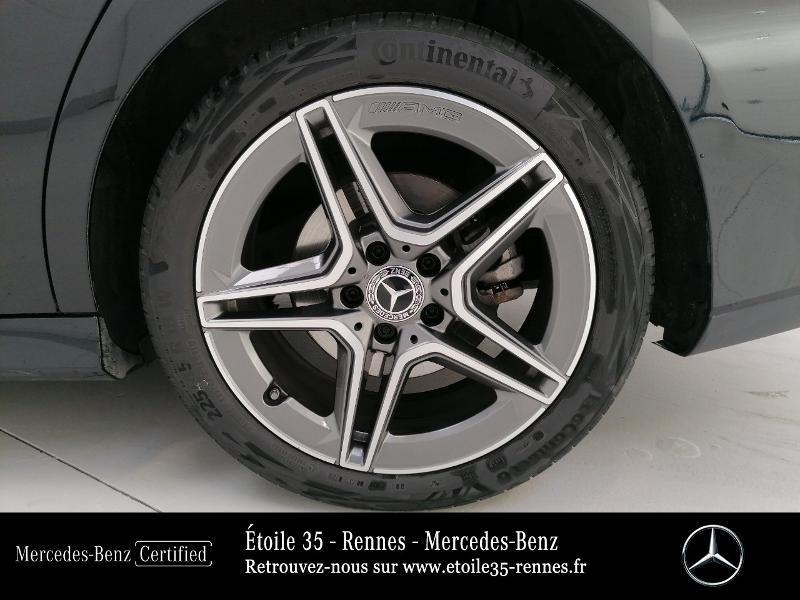 Mercedes Classe CLA Shooting brake 180 d 116ch AMG Line 7G-DCT Noir occasion à SAINT-GREGOIRE - photo n°13