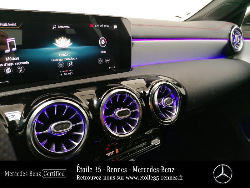 Mercedes Classe CLA Shooting brake 180 d 116ch AMG Line 7G-DCT Noir occasion à SAINT-GREGOIRE - photo n°18