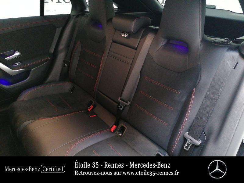 Mercedes Classe CLA Shooting brake 180 d 116ch AMG Line 7G-DCT Noir occasion à SAINT-GREGOIRE - photo n°11