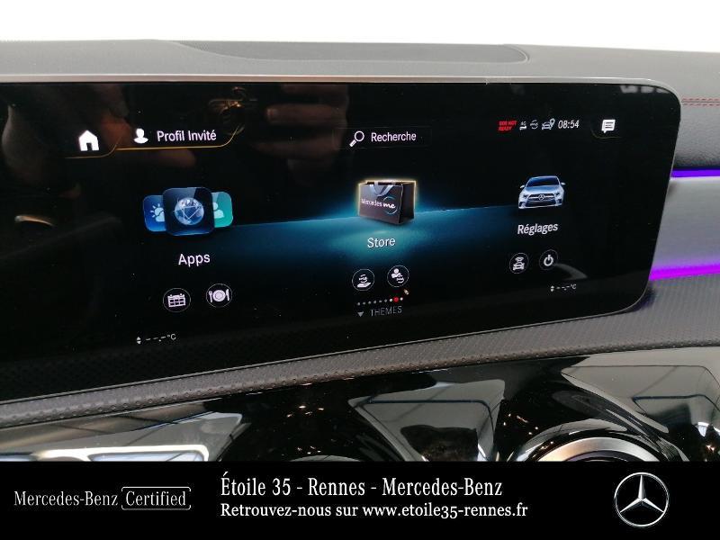 Mercedes Classe CLA Shooting brake 180 d 116ch AMG Line 7G-DCT Noir occasion à SAINT-GREGOIRE - photo n°20