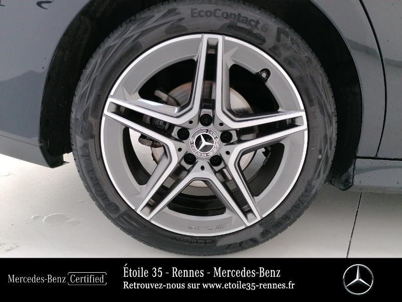 Mercedes Classe CLA Shooting brake 180 d 116ch AMG Line 7G-DCT Noir occasion à SAINT-GREGOIRE - photo n°16