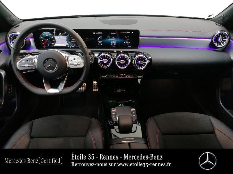 Mercedes Classe CLA Shooting brake 180 d 116ch AMG Line 7G-DCT Noir occasion à SAINT-GREGOIRE - photo n°6