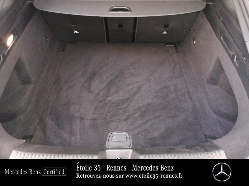 Mercedes Classe CLA Shooting brake 180 d 116ch AMG Line 7G-DCT Noir occasion à SAINT-GREGOIRE - photo n°12