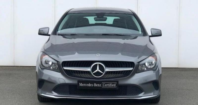 Mercedes Classe CLA Shooting brake 180 d Business 7G-DCT Gris occasion à Angers Villeveque - photo n°2