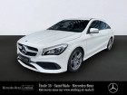 Mercedes Classe CLA Shooting brake 180 d Business Executive Edition 7G-DCT Blanc à SAINT-MALO 35