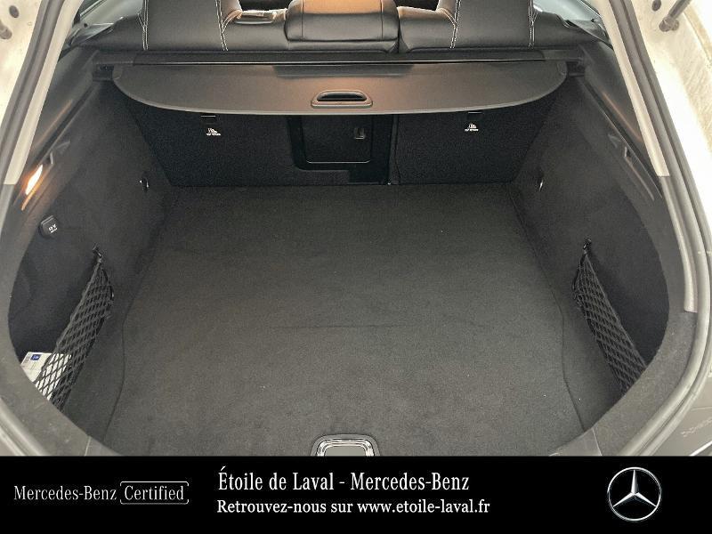 Mercedes Classe CLA Shooting brake 180 d Inspiration 7G-DCT Blanc occasion à BONCHAMP-LES-LAVAL - photo n°12
