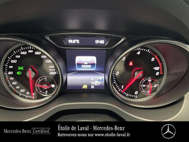 Mercedes Classe CLA Shooting brake 180 d Inspiration 7G-DCT Blanc occasion à BONCHAMP-LES-LAVAL - photo n°9