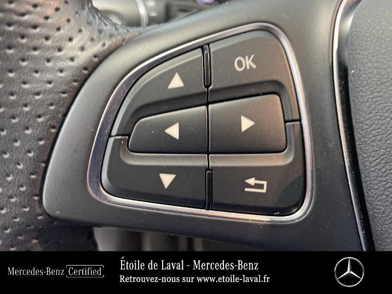 Mercedes Classe CLA Shooting brake 180 d Inspiration 7G-DCT Blanc occasion à BONCHAMP-LES-LAVAL - photo n°20