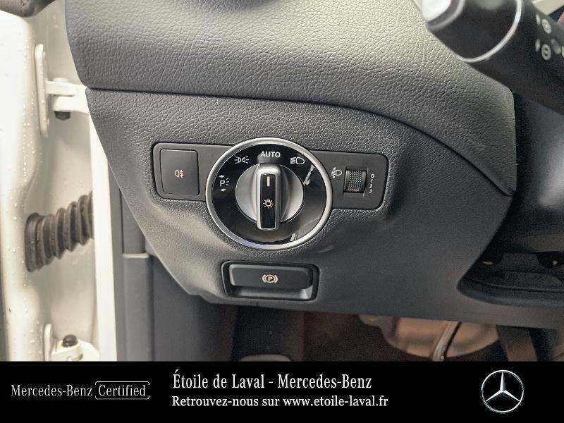 Mercedes Classe CLA Shooting brake 180 d Inspiration 7G-DCT Blanc occasion à BONCHAMP-LES-LAVAL - photo n°19