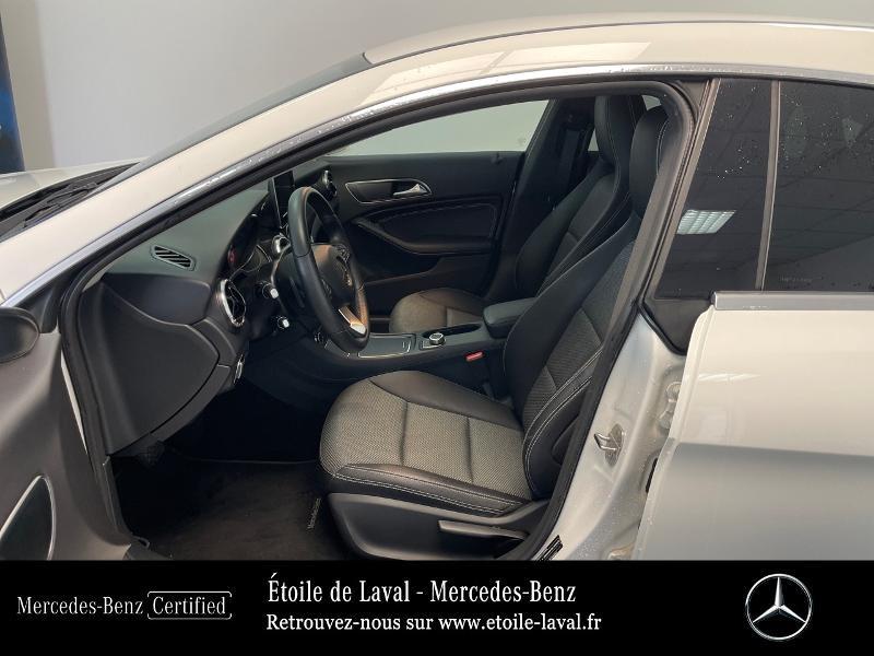 Mercedes Classe CLA Shooting brake 180 d Inspiration 7G-DCT Blanc occasion à BONCHAMP-LES-LAVAL - photo n°4