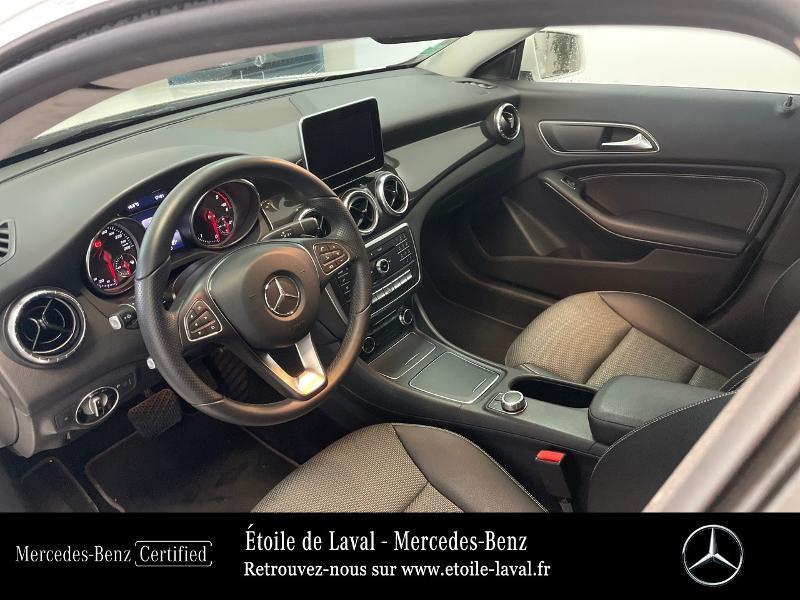 Mercedes Classe CLA Shooting brake 180 d Inspiration 7G-DCT Blanc occasion à BONCHAMP-LES-LAVAL - photo n°5