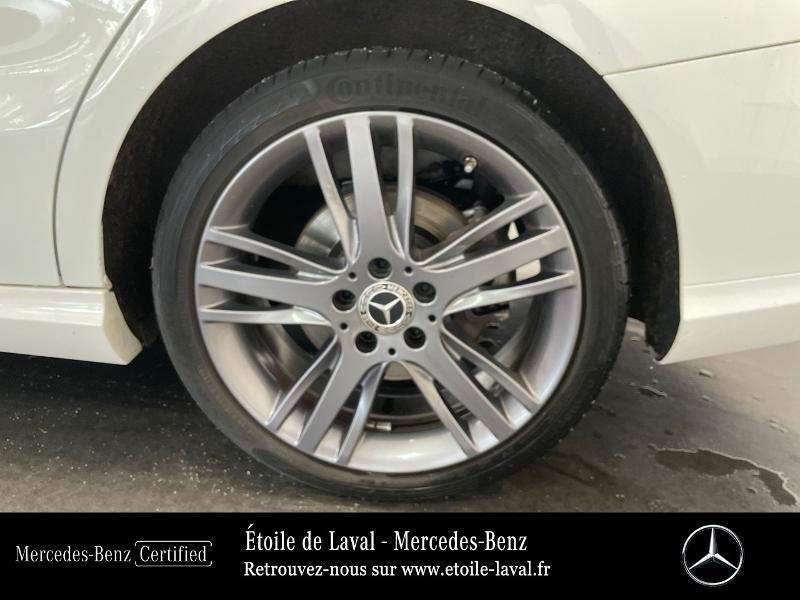 Mercedes Classe CLA Shooting brake 180 d Inspiration 7G-DCT Blanc occasion à BONCHAMP-LES-LAVAL - photo n°13