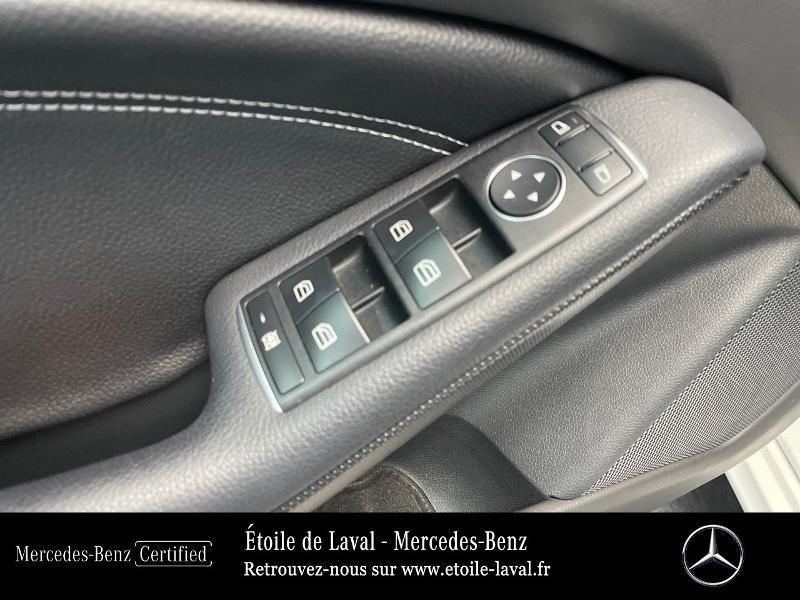 Mercedes Classe CLA Shooting brake 180 d Inspiration 7G-DCT Blanc occasion à BONCHAMP-LES-LAVAL - photo n°18