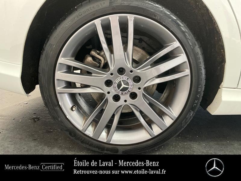 Mercedes Classe CLA Shooting brake 180 d Inspiration 7G-DCT Blanc occasion à BONCHAMP-LES-LAVAL - photo n°15