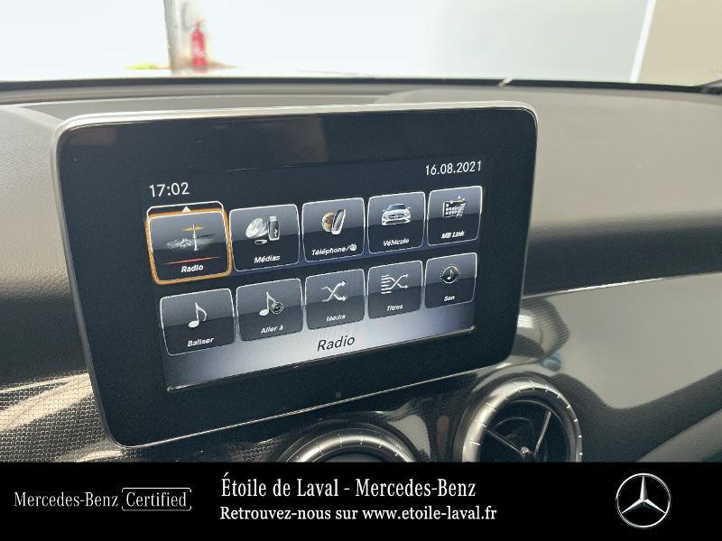 Mercedes Classe CLA Shooting brake 180 d Inspiration 7G-DCT Blanc occasion à BONCHAMP-LES-LAVAL - photo n°8