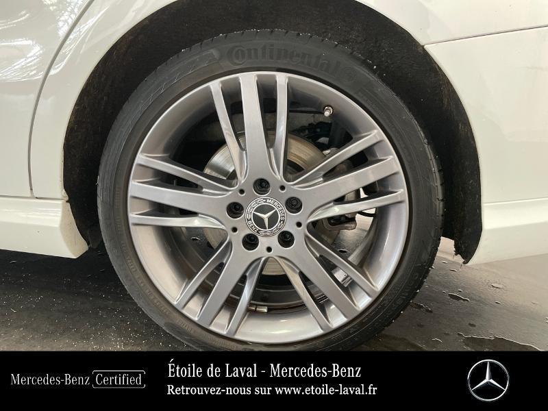 Mercedes Classe CLA Shooting brake 180 d Inspiration 7G-DCT Blanc occasion à BONCHAMP-LES-LAVAL - photo n°16