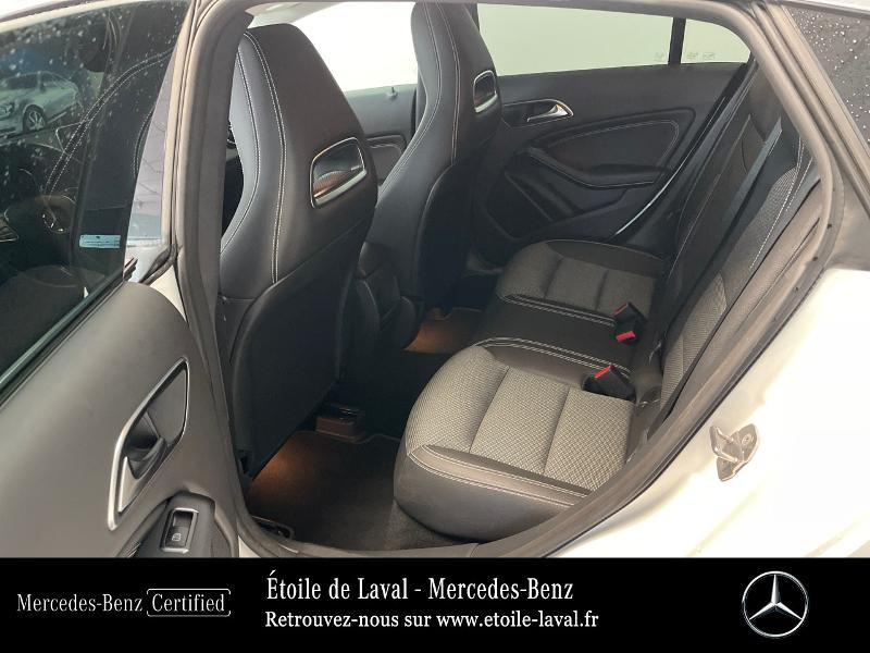 Mercedes Classe CLA Shooting brake 180 d Inspiration 7G-DCT Blanc occasion à BONCHAMP-LES-LAVAL - photo n°11
