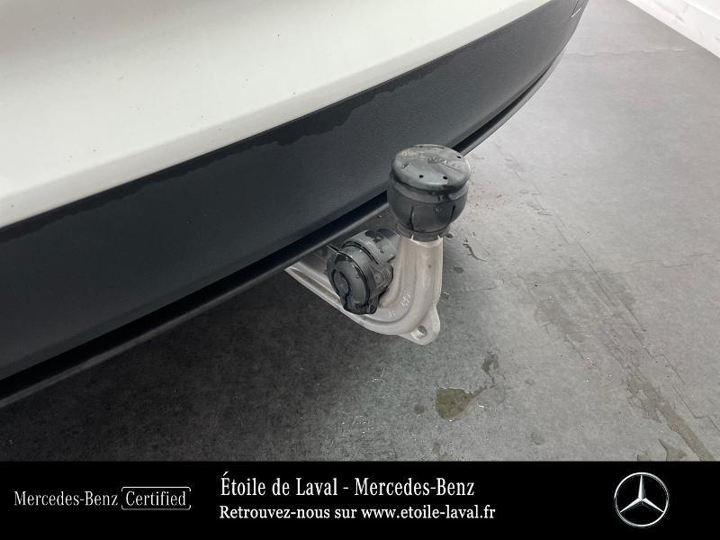 Mercedes Classe CLA Shooting brake 180 d Inspiration 7G-DCT Blanc occasion à BONCHAMP-LES-LAVAL - photo n°17
