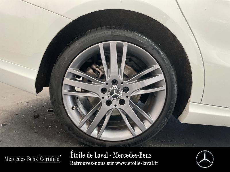 Mercedes Classe CLA Shooting brake 180 d Inspiration 7G-DCT Blanc occasion à BONCHAMP-LES-LAVAL - photo n°14