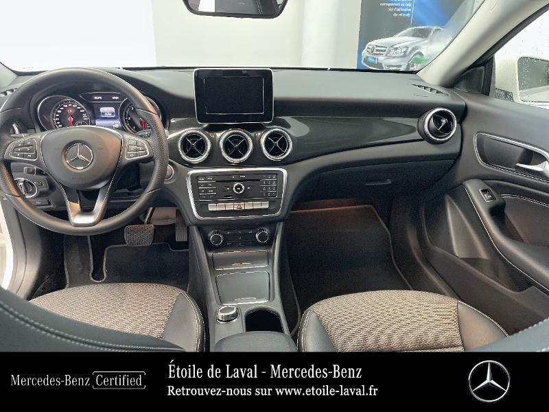 Mercedes Classe CLA Shooting brake 180 d Inspiration 7G-DCT Blanc occasion à BONCHAMP-LES-LAVAL - photo n°6
