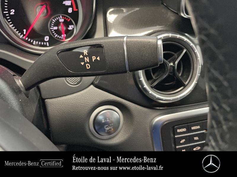Mercedes Classe CLA Shooting brake 180 d Inspiration 7G-DCT Blanc occasion à BONCHAMP-LES-LAVAL - photo n°10