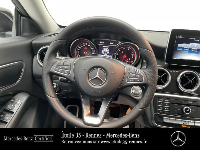 Mercedes Classe CLA Shooting brake 180 Inspiration Noir occasion à SAINT-GREGOIRE - photo n°7