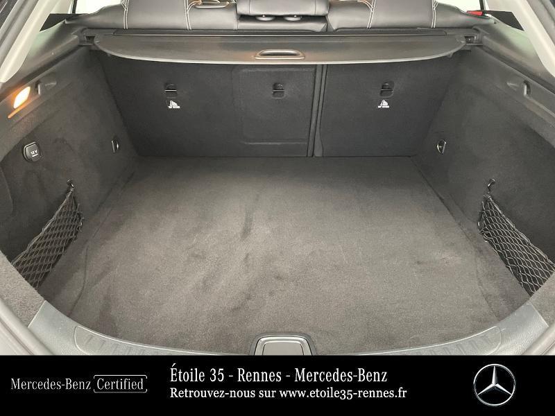 Mercedes Classe CLA Shooting brake 180 Inspiration Noir occasion à SAINT-GREGOIRE - photo n°12