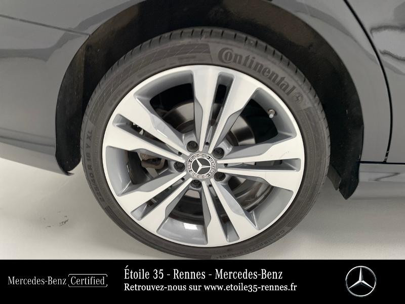Mercedes Classe CLA Shooting brake 180 Inspiration Noir occasion à SAINT-GREGOIRE - photo n°15