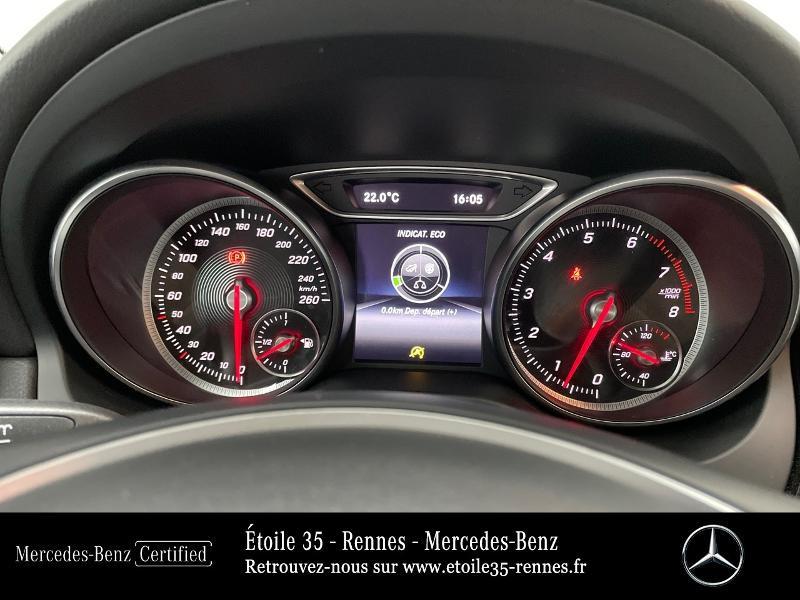 Mercedes Classe CLA Shooting brake 180 Inspiration Noir occasion à SAINT-GREGOIRE - photo n°9