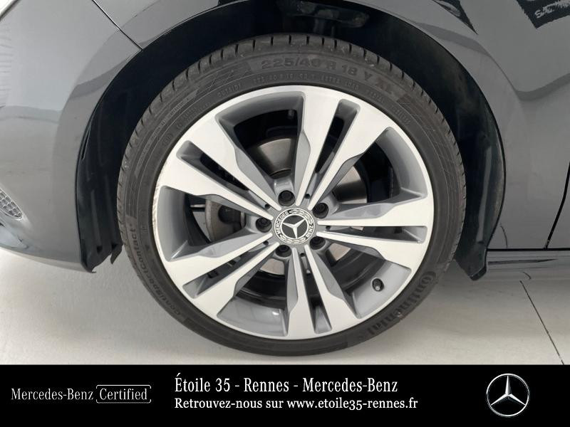 Mercedes Classe CLA Shooting brake 180 Inspiration Noir occasion à SAINT-GREGOIRE - photo n°13