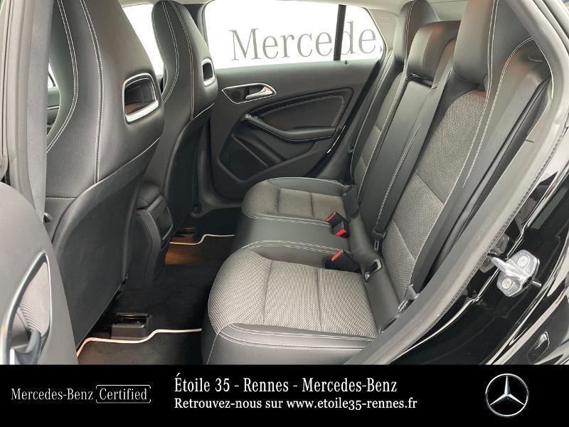 Mercedes Classe CLA Shooting brake 180 Inspiration Noir occasion à SAINT-GREGOIRE - photo n°11