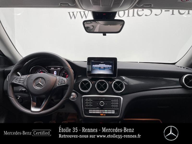 Mercedes Classe CLA Shooting brake 180 Inspiration Noir occasion à SAINT-GREGOIRE - photo n°6