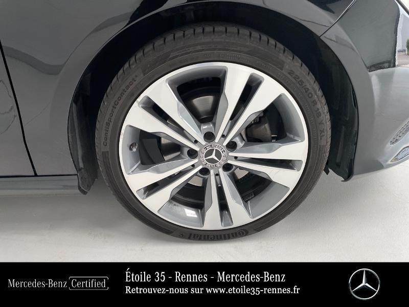 Mercedes Classe CLA Shooting brake 180 Inspiration Noir occasion à SAINT-GREGOIRE - photo n°16