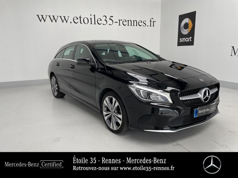 Mercedes Classe CLA Shooting brake 180 Inspiration Noir occasion à SAINT-GREGOIRE