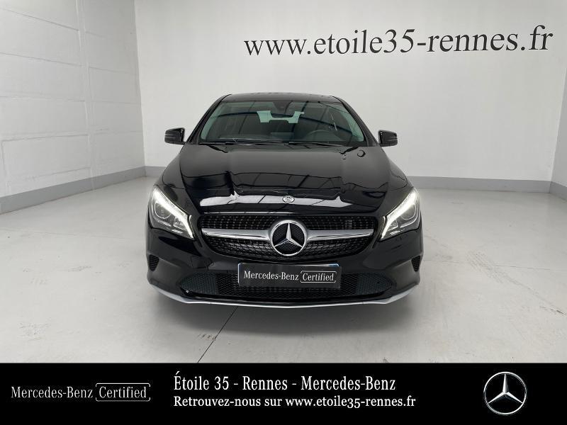 Mercedes Classe CLA Shooting brake 180 Inspiration Noir occasion à SAINT-GREGOIRE - photo n°5