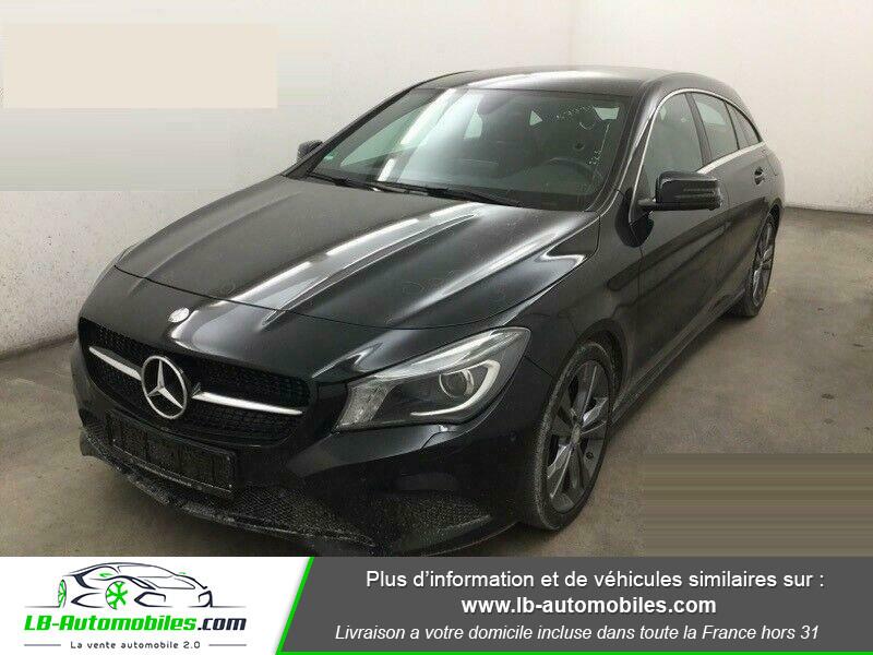 Mercedes Classe CLA Shooting brake 180 Shooting Brake Noir occasion à Beaupuy