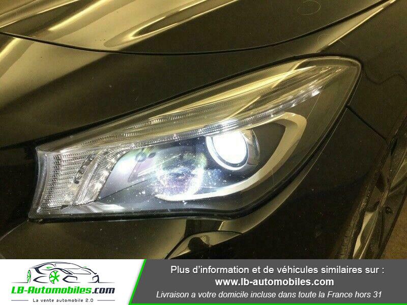 Mercedes Classe CLA Shooting brake 180 Shooting Brake Noir occasion à Beaupuy - photo n°9