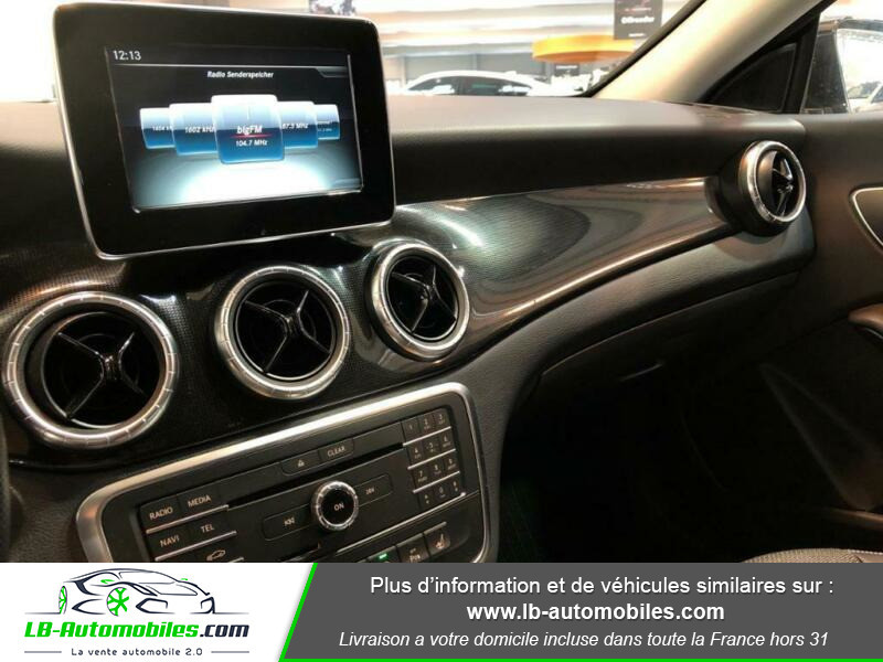Mercedes Classe CLA Shooting brake 180 Shooting Brake Noir occasion à Beaupuy - photo n°4