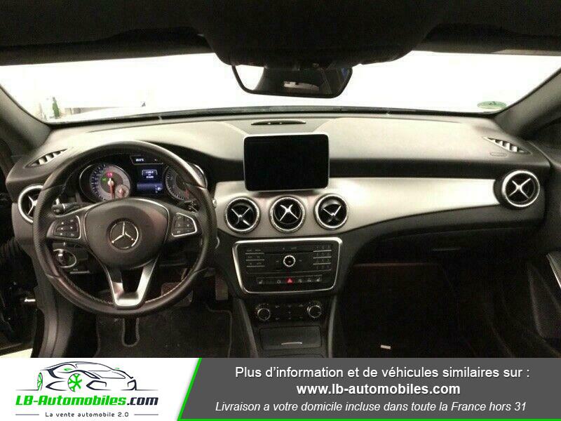 Mercedes Classe CLA Shooting brake 180 Shooting Brake Noir occasion à Beaupuy - photo n°2