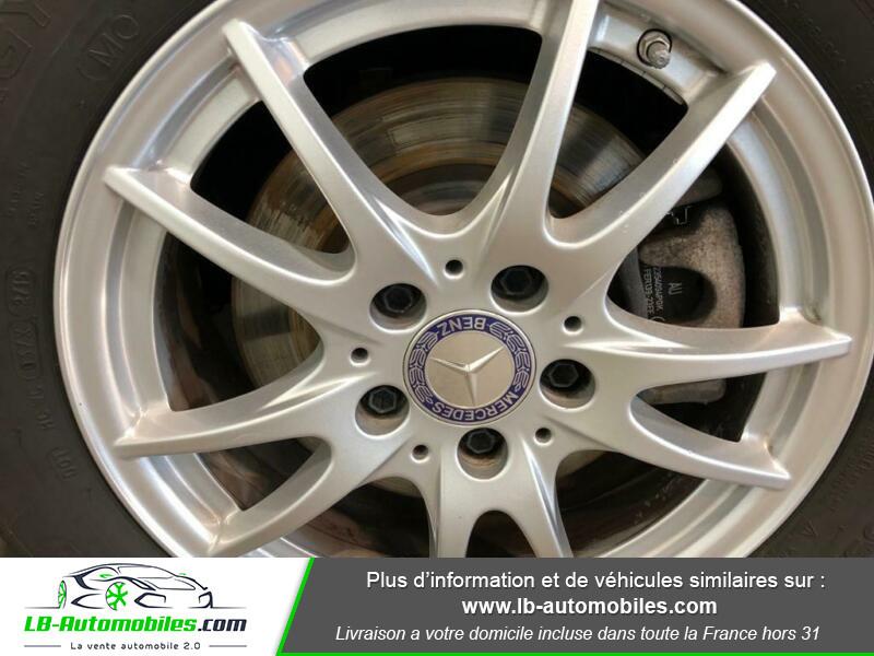 Mercedes Classe CLA Shooting brake 180 Shooting Brake Noir occasion à Beaupuy - photo n°11