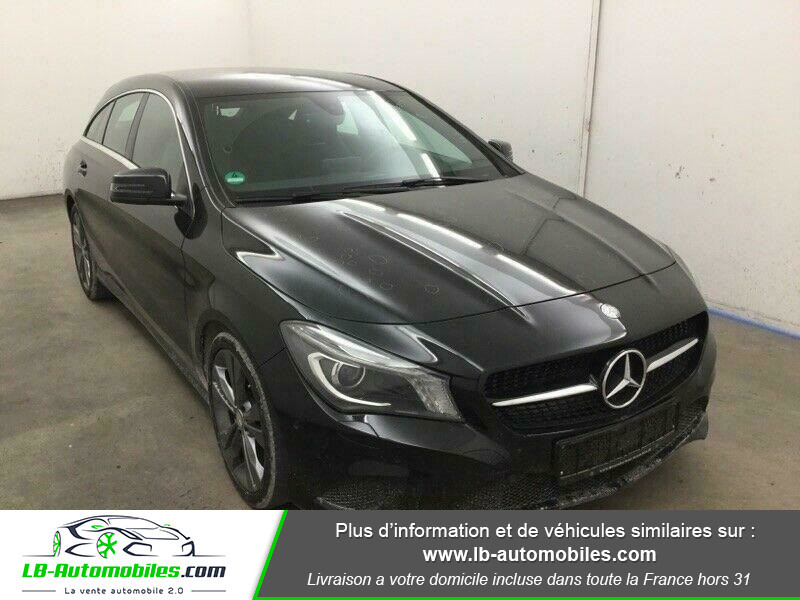 Mercedes Classe CLA Shooting brake 180 Shooting Brake Noir occasion à Beaupuy - photo n°6