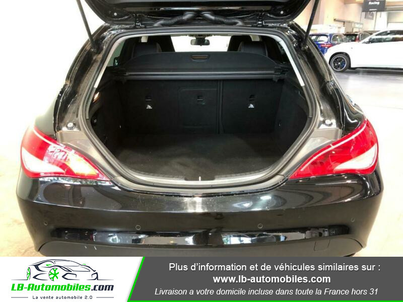 Mercedes Classe CLA Shooting brake 180 Shooting Brake Noir occasion à Beaupuy - photo n°7