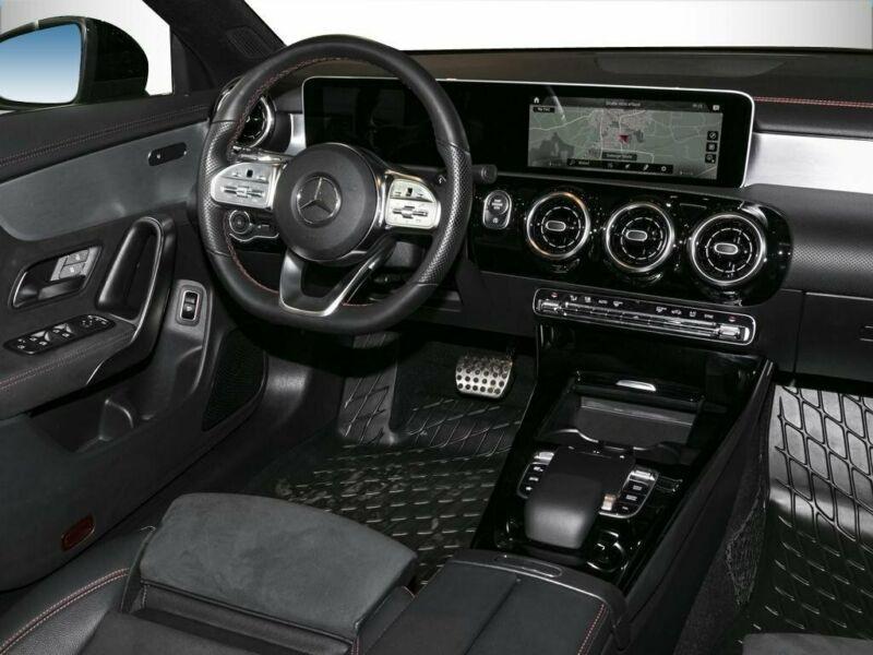 Mercedes Classe CLA Shooting brake 200 D 150CH AMG LINE 8G-DCT 8CV Rouge occasion à Villenave-d'Ornon - photo n°4