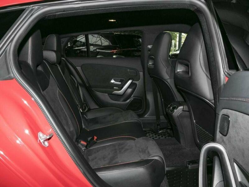 Mercedes Classe CLA Shooting brake 200 D 150CH AMG LINE 8G-DCT 8CV Rouge occasion à Villenave-d'Ornon - photo n°6