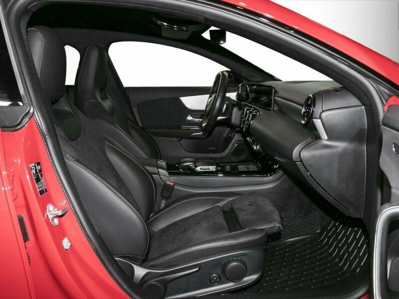 Mercedes Classe CLA Shooting brake 200 D 150CH AMG LINE 8G-DCT 8CV Rouge occasion à Villenave-d'Ornon - photo n°3