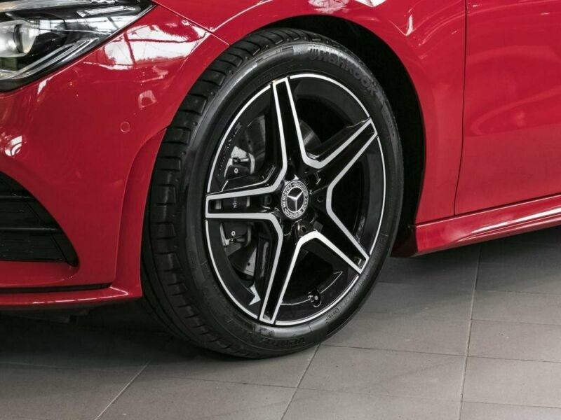 Mercedes Classe CLA Shooting brake 200 D 150CH AMG LINE 8G-DCT 8CV Rouge occasion à Villenave-d'Ornon - photo n°7