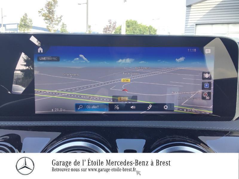 Mercedes Classe CLA Shooting brake 200 d 150ch AMG Line 8G-DCT Gris occasion à Saint Martin des Champs - photo n°8