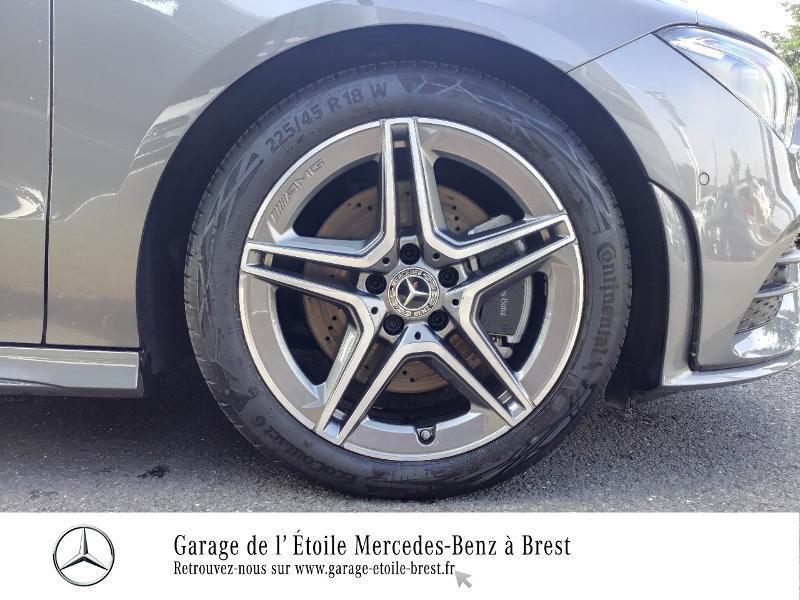 Mercedes Classe CLA Shooting brake 200 d 150ch AMG Line 8G-DCT Gris occasion à Saint Martin des Champs - photo n°16